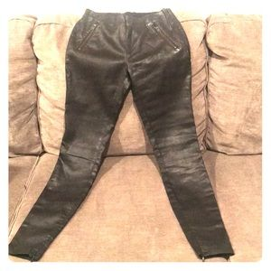Pam and Gala Fitted Pants